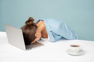 Brak czasu tozmora przedsiębiorców