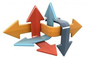 Aby ruszyć biznes doprzodu trzeba wyjść zchaosu działań
