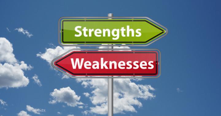 Noworoczne postanowienia vs. talenty i mocne strony